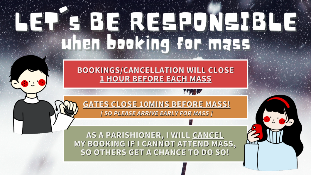 Be Responsible (Mass Booking)