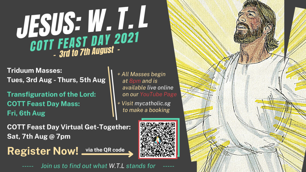 Feast Day Poster