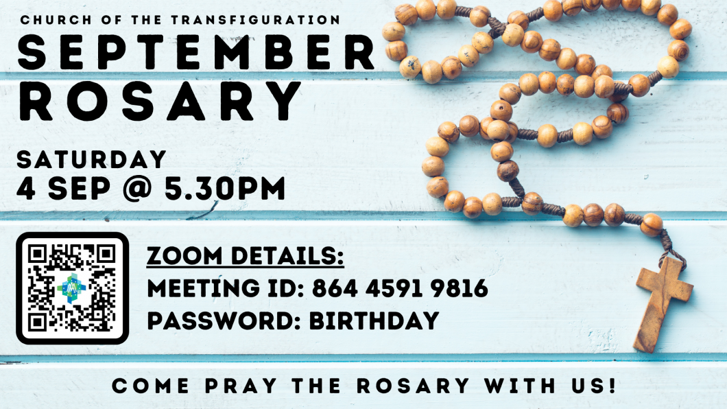 Monthly Rosary (SEPT)